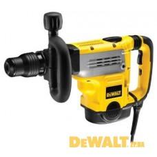 Отбойный молоток DeWALT D25870K