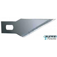 Лезвие со скошенной режущей кромкой для ножей упаковка 3шт. 0-11-411