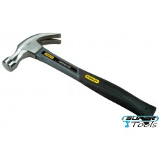 "Молоток ""Stanley® Grey Fiberglass Curve Claw"" 1-51-529"