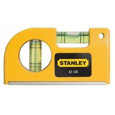 Уровень Stanley Pocket Level карманный 8.7 см