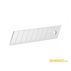 Лезвие для ножа STANLEY 0-11-219 18 мм, увеличенной толщины, 8 шт
