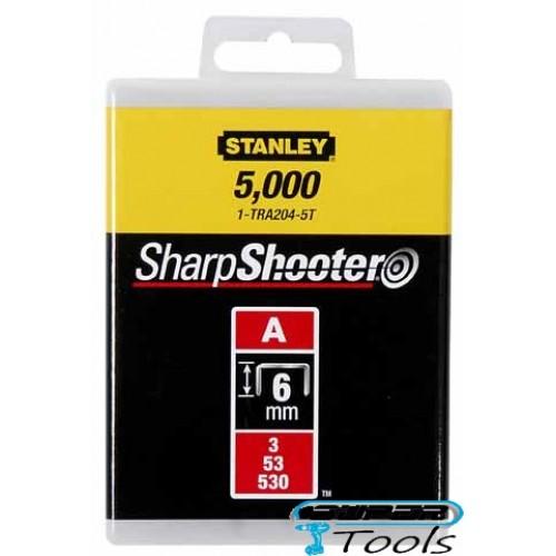 """Скобы  для степлера ручного """"Light Duty"""" тип """"А"""", 4мм, 1000шт. 1-TRA202T"""