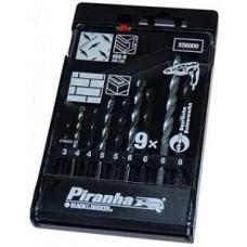 Black&Decker X56005, 9 шт