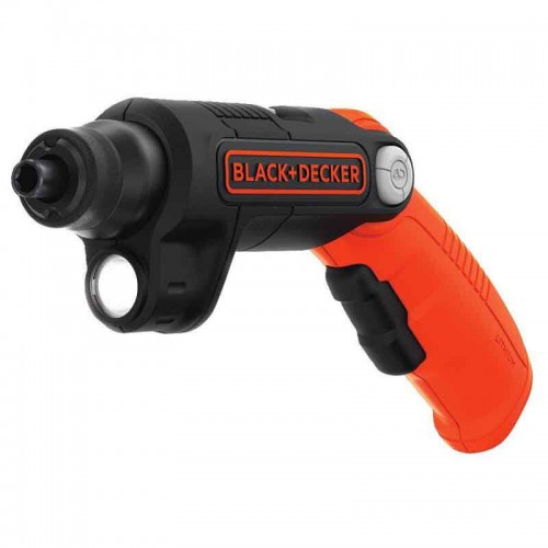 Аккумуляторная отвертка  Black&Decker BDCSFL20C