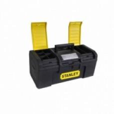 """Ящик для инструмента  """"Basic Toolbox"""" пластмассовый, 595*281*260 мм.1-79-218"""