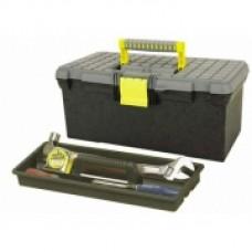 """Ящик для инструмента """"Classic S.Foam"""", 16"""" (406x215x184мм), пластмассовый с лотком. 1-92-766"""