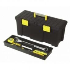 """Ящик для инструмента """"Classic S.Foam"""", 20"""" (505x248x235мм), пластмассовый с лотком. 1-92-767"""