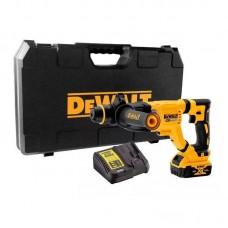 Перфоратор аккумуляторный бесщёточный SDS-Plus DeWALT DCH263P1