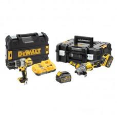 Набор из двух инструментов DeWALT DCK2055T2T