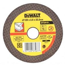 Круг отрезной DeWALT DT3410-QZ