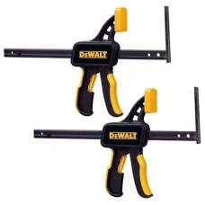 Струбцины для шин направляющих 2 шт DWS5021/DWS5022/DWS5023 DeWALT DWS5026